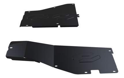 Защита топливных трубок АвтоБРОНЯ для Honda (111.02124.1)