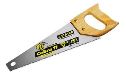 Универсальная ручная ножовка Stayer 1515-35