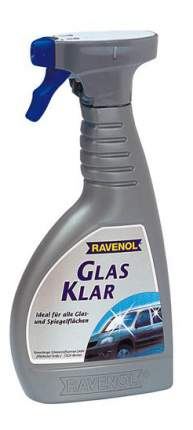Очиститель стекол RAVENOL Glasklar (0,5л)