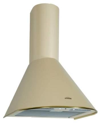 Вытяжка купольная Elikor Эпсилон 50П-430-П3Л Beige