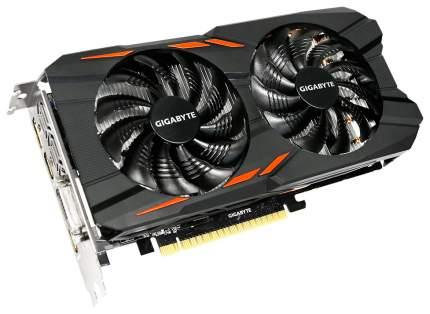 Видеокарта GIGABYTE Windforce GeForce GTX 1050 (GV-N1050WF2OC-2GD)