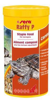 Корм для рептилий SERA Raffy P,1000мл