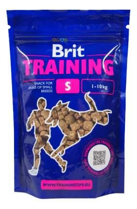 Лакомство для собак Brit Training Snacks S, гранулы, курица, 100г