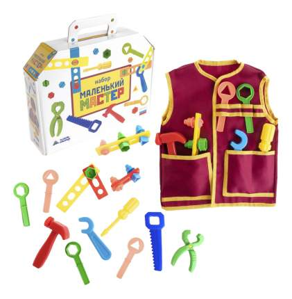 Набор игрушечных инструментов Пластмастер Маленький мастер