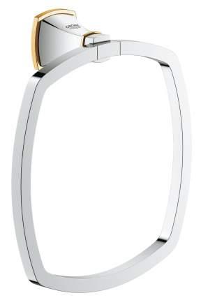 Кольцо для полотенца GROHE Grandera, хром/золото