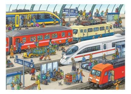Пазл Ravensburger Вокзал 60 деталей