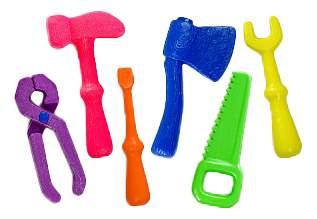 Набор игрушечных инструментов Русский Стиль Маленький мастер