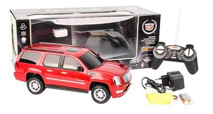 Машинка пластиковая радиоуправляемая GK 1:16 Cadillac Escalade красный