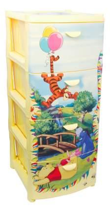 Комод детский Idea Disney Винни-Пух