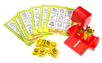 Семейная настольная игра Лото Think Fun Обучай-ка 7700-RU