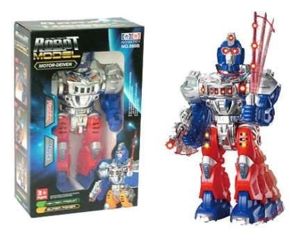 Интерактивный робот Junfa Toys красно-синий 880B