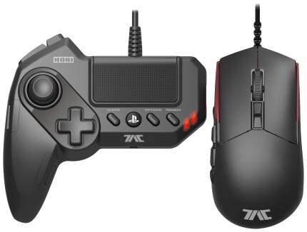 Комплект клавиатура и мышь HORI Tactical Assault Commander Grip PS4-054E