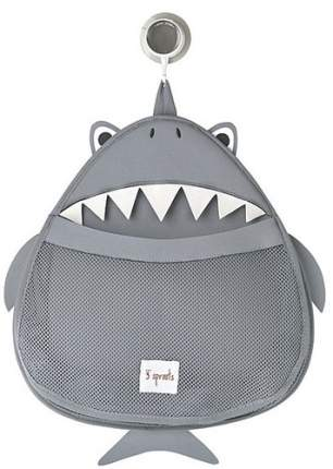 Органайзер для ванны 3 SPROUTS Акула (00011)
