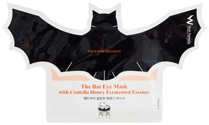 Маска для лица Wish Formula The Bat Eye Mask with Centella Honey Fermented essence 8 мл