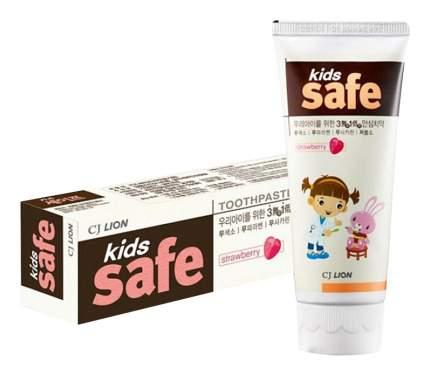 Зубная паста детская Kids Safe Клубника 90 г