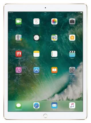 Планшет Apple iPad Pro Wi-Fi + Cellular 12.9 64 GB Gold (MQEF2RU/A)
