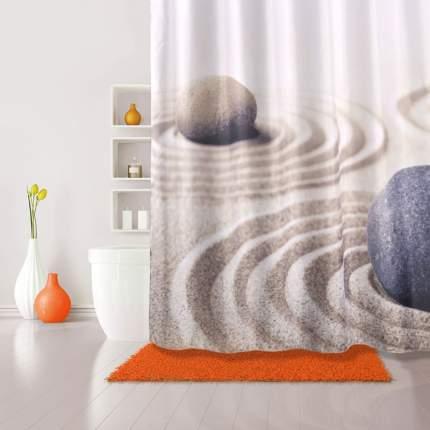 Штора для ванной IDDIS Sandy