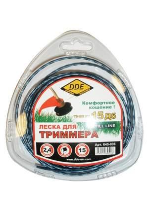 Леска для триммера DDE 645-006