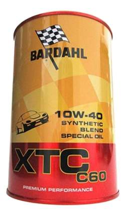 Моторное масло Bardahl XTC C60 10W-40 1л