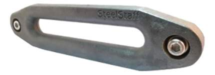 Клюз для автомобильной лебедки SteelStaff SHF-3072CI Чугун Серый