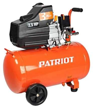Ременный компрессор Patriot EURO 50-260K KIT 5В 1,8 кВт 8 мм, 525306316
