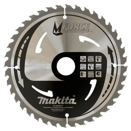 Диск Makita пильный B-31360