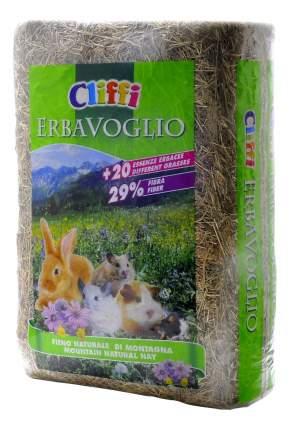 Cliffi Сено, богатое клетчаткой, для кроликов и мелких домашних грызунов, 2,5кг