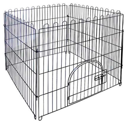 Вольер для собак Triol 84x69x84