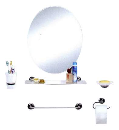 Наборы для ванной комнаты Celik 6 предметов