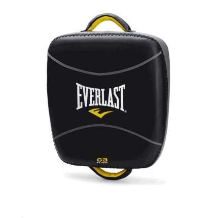Макивара Everlast C3 Pro Leg Kick Pad черно-желтая
