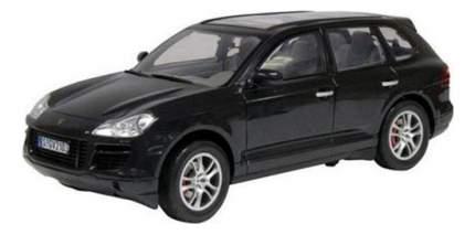 Коллекционная модель MotorMax Porsche Cayenne Turbo черная