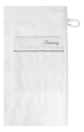 Халат банный Luxberry Basic бело-бежевый (XL)