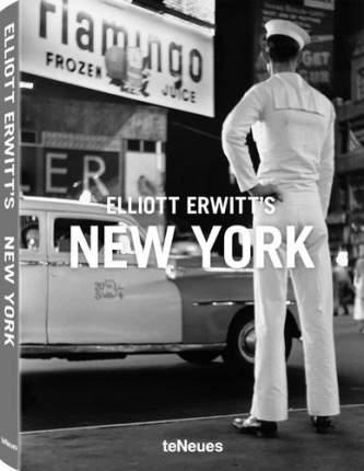 Книга Elliott Erwitt's New York