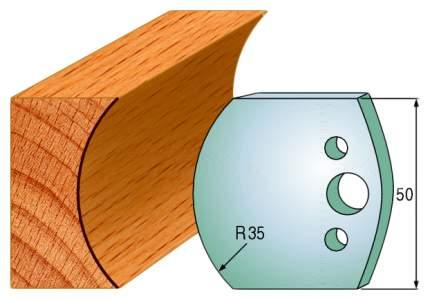 Комплект из 2-х ножей 50x4 SP CMT 690.545