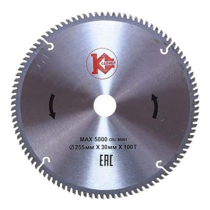 Пильный диск Калибр 255х30х100z 26649