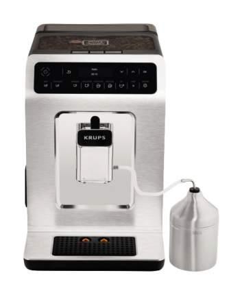 Кофемашина автоматическая Krups Evidence EA891C10 Silver/Black