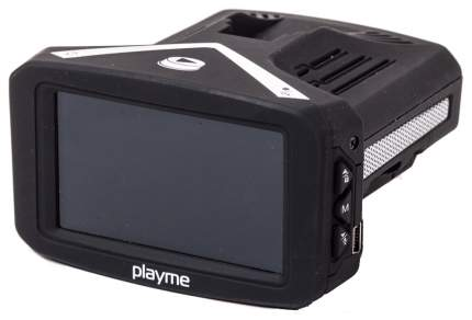 Видеорегистратор PlayMe Радар детектор, GPS P300 TETRA