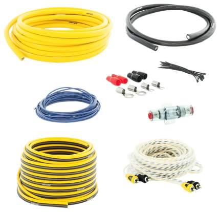 Комплект проводов для подключения усилителя Swat PAC-T4