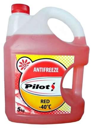Антифриз PILOTS красный готовый антифриз 5л 3207