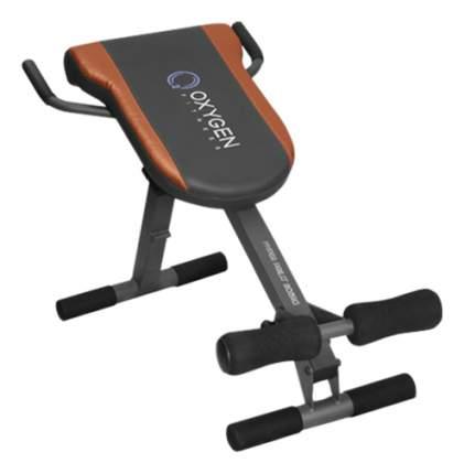 Гиперэкстензия наклонная Oxygen Fitness Winner Hyperpress Board