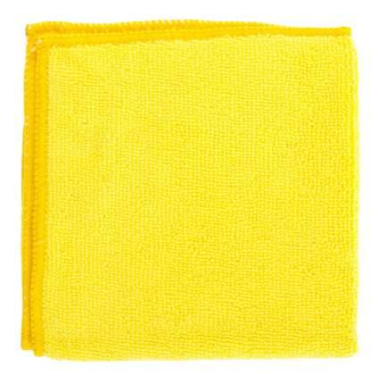 Салфетка универс, из микрофибры желт, 300*300 мм//Elfe