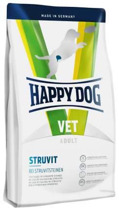 Сухой корм для собак Happy Dog Vet Adult Struvit, при МКБ со струвитами, птица, 12,5кг