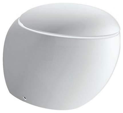 Приставной унитаз LAUFEN Alessi 0518,2097,6,400,000,1 белый
