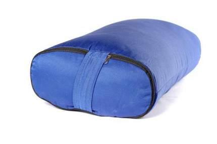 Болстер для йоги RamaYoga Айенгара прямоугольный шерстяной 60 см 662477
