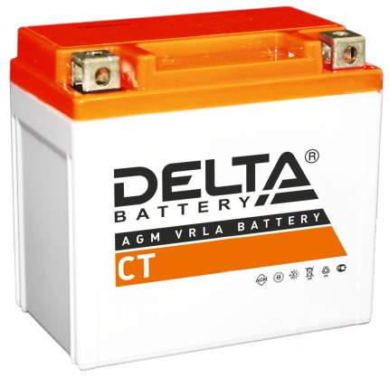 Аккумулятор автомобильный Delta CT 1230 30 Ач
