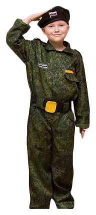 Карнавальный костюм Бока Спецназ 1423 рост 134 см