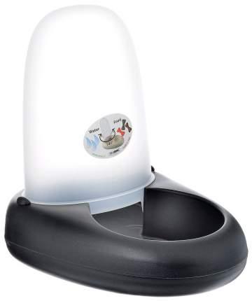 Автокормушка для кошек и собак IMAC, устойчивая, черная 3 л