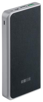 Внешний аккумулятор InterStep PB12DQ 12000 мА/ч Black