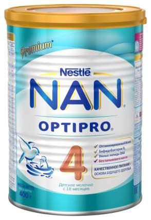 Молочная смесь 3 NAN 4 Optipro с 18 мес 400 г