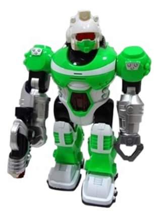 Интерактивный робот Zhorya Бласт зеленый